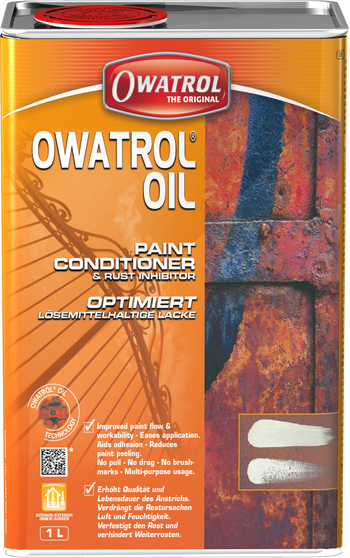 Owatrol Oil, Without Question, The World's Most Effective Rust Solution